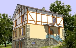 Проект дома 283 кв.м — 101-283