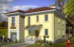 Проект двухэтажного дома 180 кв.м — 101-180
