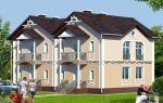 Проект двухэтажного дома 220 кв.м — 101-220