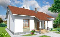 Проект одноэтажного дома 98 кв.м — 102-098