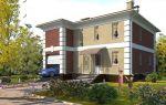 Проект двухэтажного дома 259 кв.м — 101-259