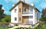 Проект мансардного дома 126 кв.м — 103-126