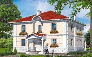 Проект двухэтажного дома 214 кв.м — 101-214