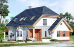 Проект мансардного дома 226 кв.м — 101-226
