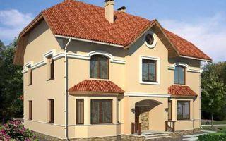 Проект двухэтажного дома 232 кв.м — 101-232