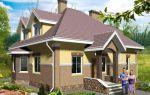 Проект мансардного дома 152 кв.м — 103-152