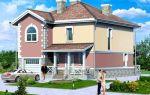 Проект двухэтажного дома 163 кв.м — 103-163