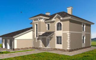 Проект двухэтажного дома 238 кв.м — 101-238
