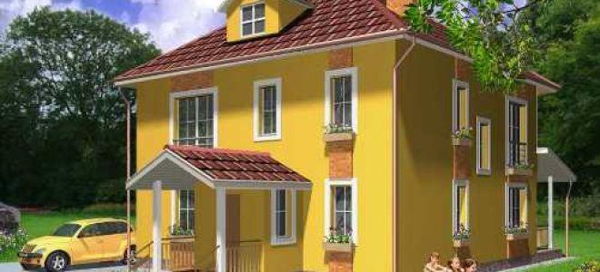 Проект двухэтажного дома 148 кв.м — 101-148