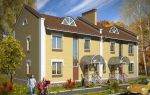 Проект двухэтажного дома 275 кв.м — 101-275