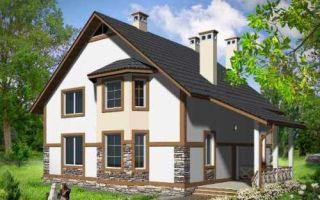 Проект двухэтажного дома 211 кв.м — 101-211