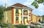 Проект двухэтажного дома 217 кв.м — 101-217