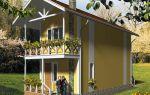 Проект двухэтажного дома 72 кв.м — 101-072