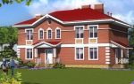 Проект дома 290 кв.м — 101-290