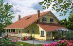 Проект мансардного дома 189 кв.м — 101-189