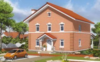 Проект двухэтажного дома 178 кв.м — 103-178