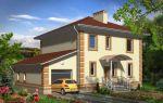 Проект двухэтажного дома 163 кв.м — 101-163