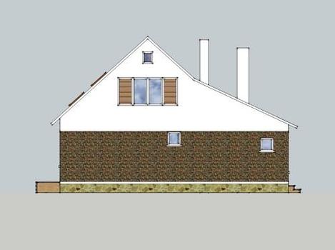 Фасад дома 2