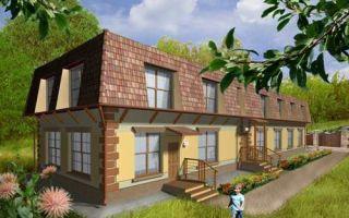Проект двухэтажного дома 385 кв.м — 101-385
