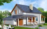 Проект мансардного дома 140 кв.м — 102-140