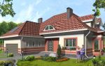 Проект мансардного дома 441 кв.м — 101-441