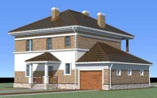 Проект двухэтажного дома 242 кв.м — 101-242