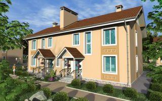 Проект двухэтажного дома 281 кв.м — 101-281