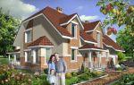 Проект мансардного дома 278 кв.м — 101-278