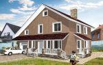 Проект двухэтажного дома 174 кв.м — 102-174