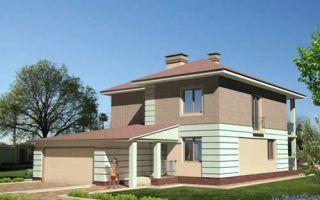 Проект двухэтажного дома 216 кв.м — 101-216