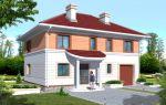 Проект двухэтажного дома 177 кв.м — 102-177