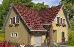 Проект мансардного дома 190 кв.м — 101-190