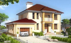 Проект двухэтажного дома 220 кв.м — 103-220