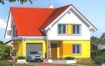 Проект мансардного дома 175 кв.м — 106-175