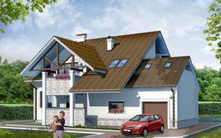 Проект дома 291 кв.м — 101-291