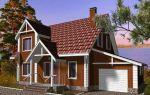 Проект мансардного дома 157 кв.м — 102-157