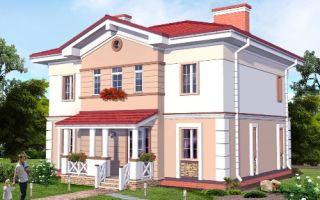 Проект двухэтажного дома 204 кв.м — 101-204