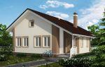 Проект одноэтажного дома 82 кв.м — 101-082